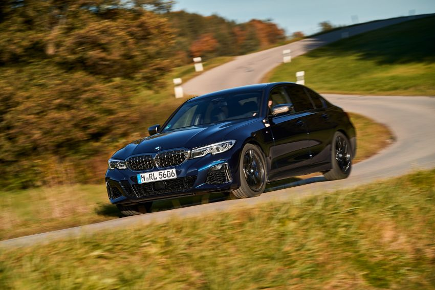 GALLERY: G21 BMW M340i xDrive Touring and G20 M340i xDrive Sedan – 369 hp, 0-100 km/h from 4.4s Image #1034780