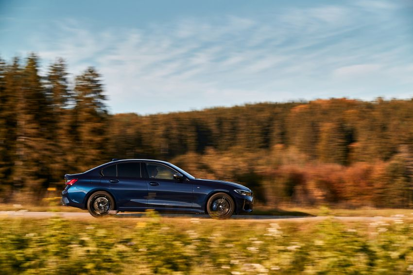 GALLERY: G21 BMW M340i xDrive Touring and G20 M340i xDrive Sedan – 369 hp, 0-100 km/h from 4.4s Image #1034781
