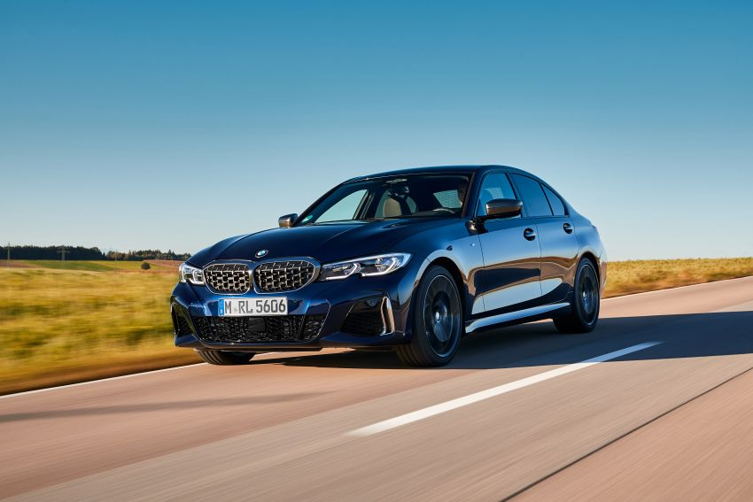 GALLERY: G21 BMW M340i xDrive Touring and G20 M340i xDrive Sedan – 369 hp, 0-100 km/h from 4.4s Image #1034756