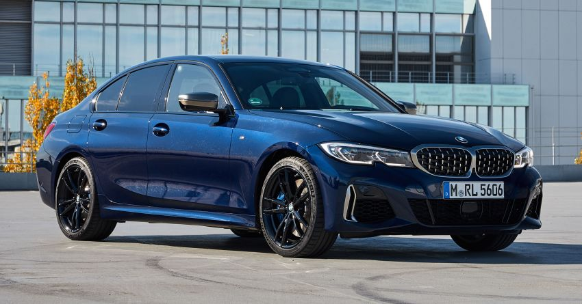 GALLERY: G21 BMW M340i xDrive Touring and G20 M340i xDrive Sedan – 369 hp, 0-100 km/h from 4.4s Image #1034786