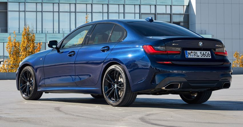 GALLERY: G21 BMW M340i xDrive Touring and G20 M340i xDrive Sedan – 369 hp, 0-100 km/h from 4.4s Image #1034787