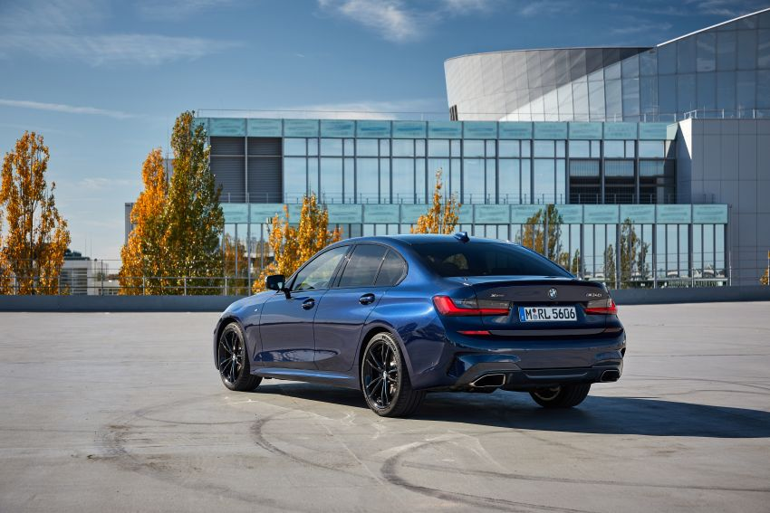 GALLERY: G21 BMW M340i xDrive Touring and G20 M340i xDrive Sedan – 369 hp, 0-100 km/h from 4.4s Image #1034788