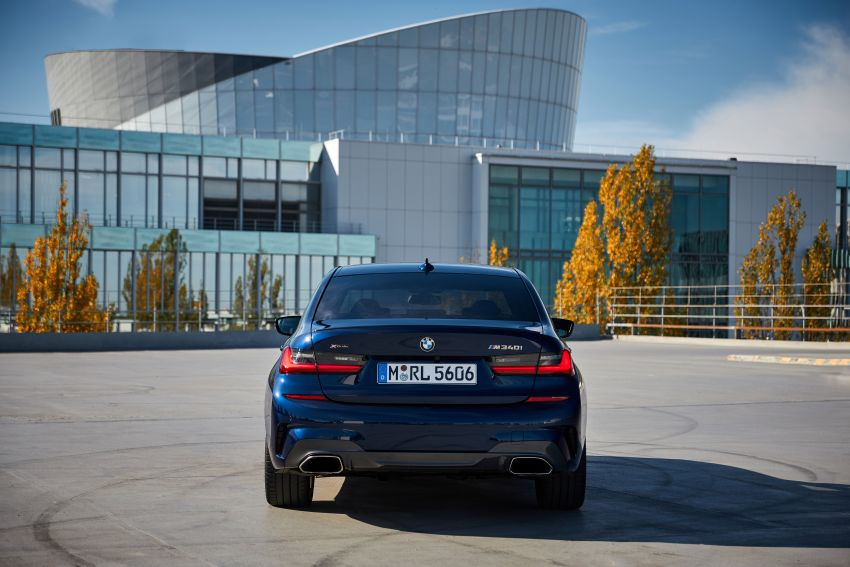 GALLERY: G21 BMW M340i xDrive Touring and G20 M340i xDrive Sedan – 369 hp, 0-100 km/h from 4.4s Image #1034789