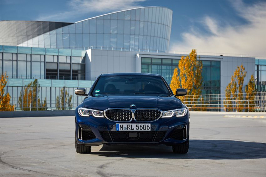 GALLERY: G21 BMW M340i xDrive Touring and G20 M340i xDrive Sedan – 369 hp, 0-100 km/h from 4.4s Image #1034790