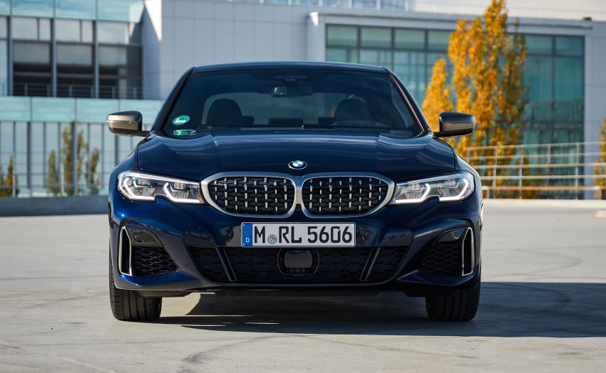 GALLERY: G21 BMW M340i xDrive Touring and G20 M340i xDrive Sedan – 369 hp, 0-100 km/h from 4.4s Image #1034792