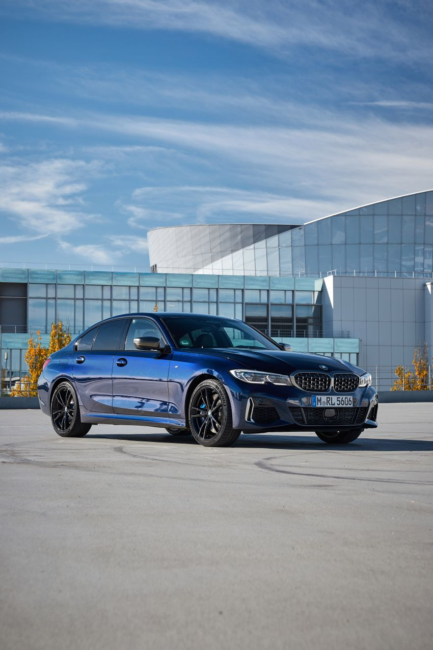 GALLERY: G21 BMW M340i xDrive Touring and G20 M340i xDrive Sedan – 369 hp, 0-100 km/h from 4.4s Image #1034793