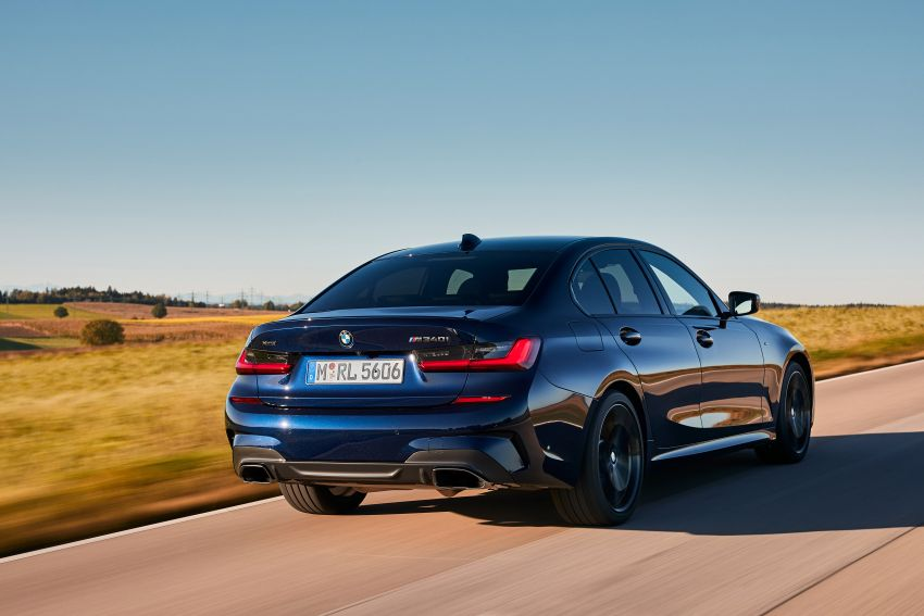 GALLERY: G21 BMW M340i xDrive Touring and G20 M340i xDrive Sedan – 369 hp, 0-100 km/h from 4.4s Image #1034757