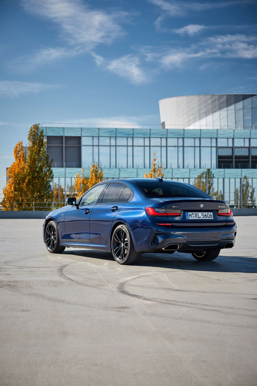 GALLERY: G21 BMW M340i xDrive Touring and G20 M340i xDrive Sedan – 369 hp, 0-100 km/h from 4.4s Image #1034794
