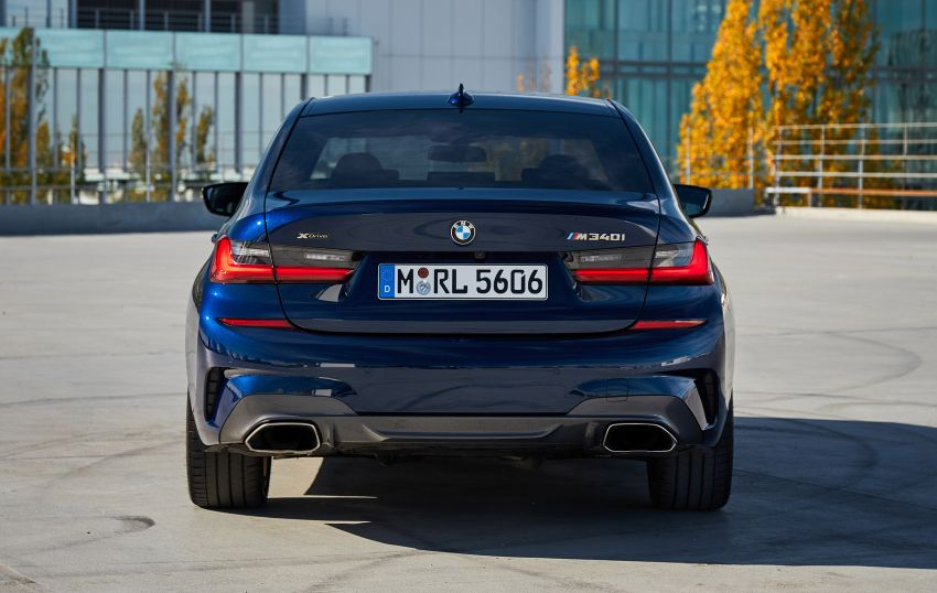 GALLERY: G21 BMW M340i xDrive Touring and G20 M340i xDrive Sedan – 369 hp, 0-100 km/h from 4.4s Image #1034795