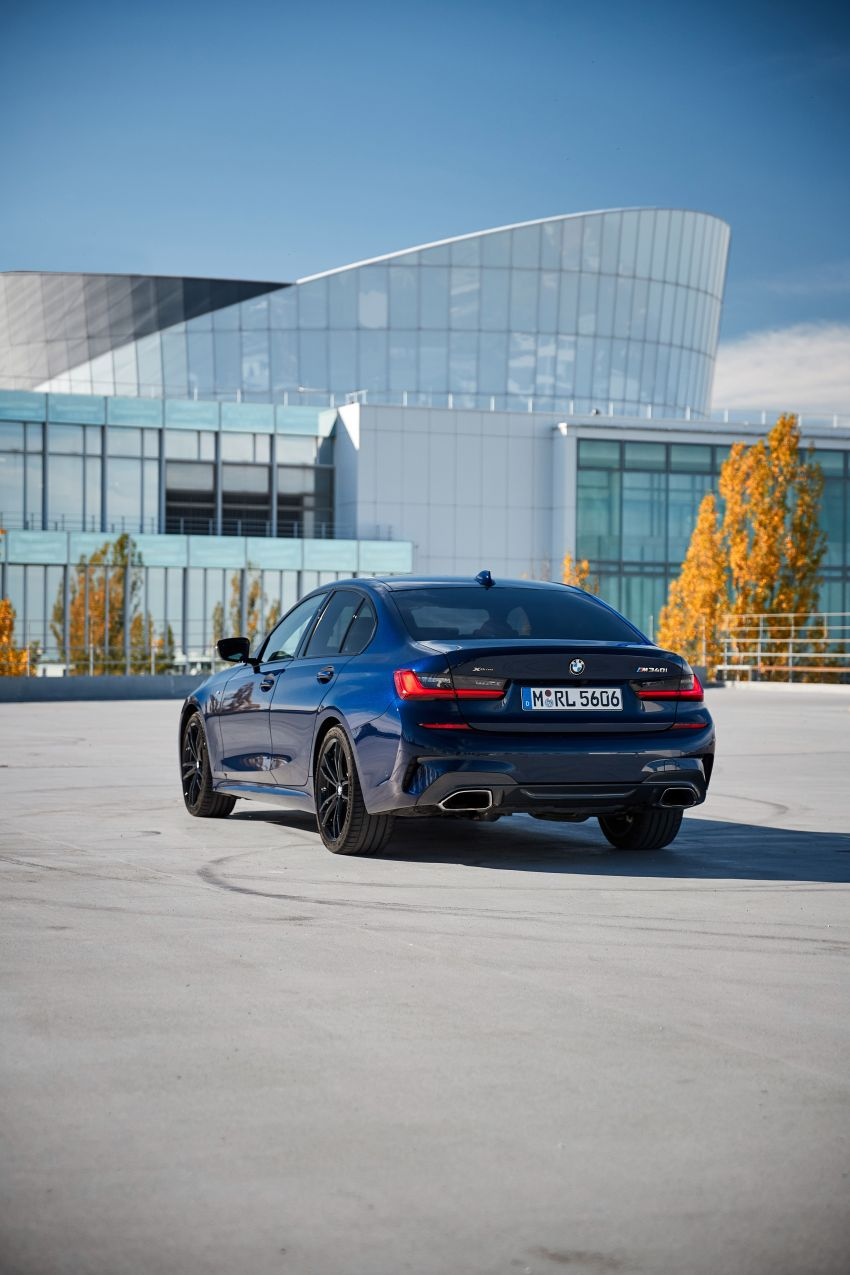 GALLERY: G21 BMW M340i xDrive Touring and G20 M340i xDrive Sedan – 369 hp, 0-100 km/h from 4.4s Image #1034796