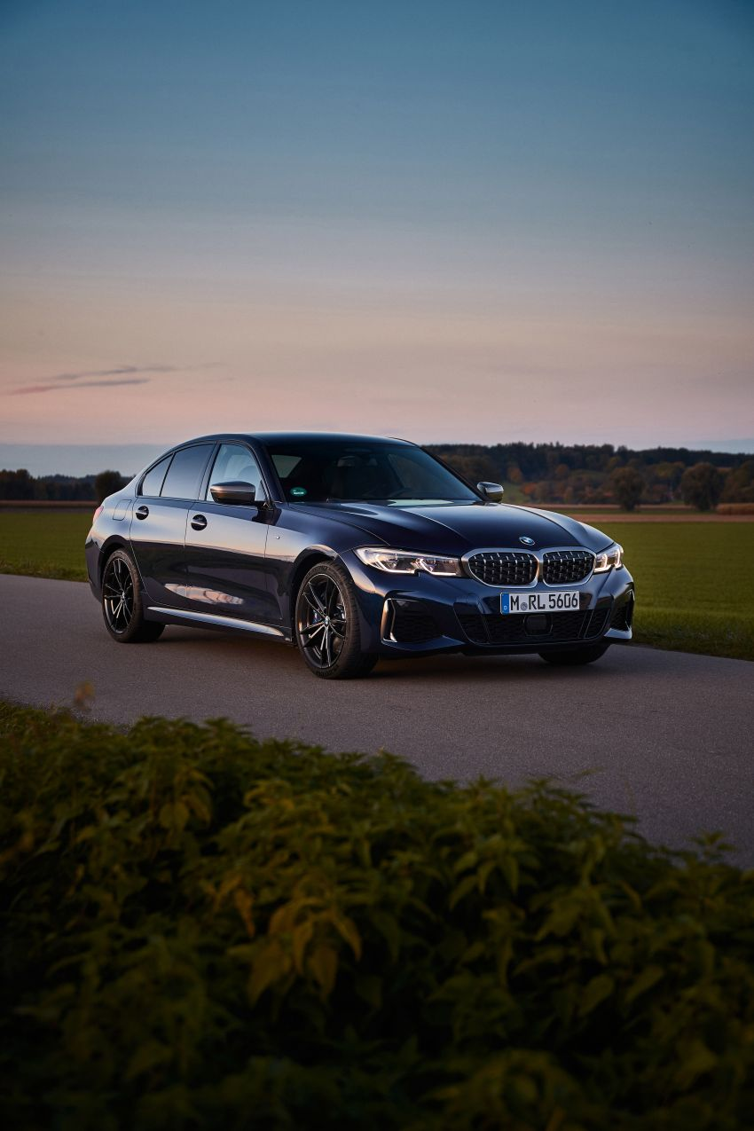 GALLERY: G21 BMW M340i xDrive Touring and G20 M340i xDrive Sedan – 369 hp, 0-100 km/h from 4.4s Image #1034797