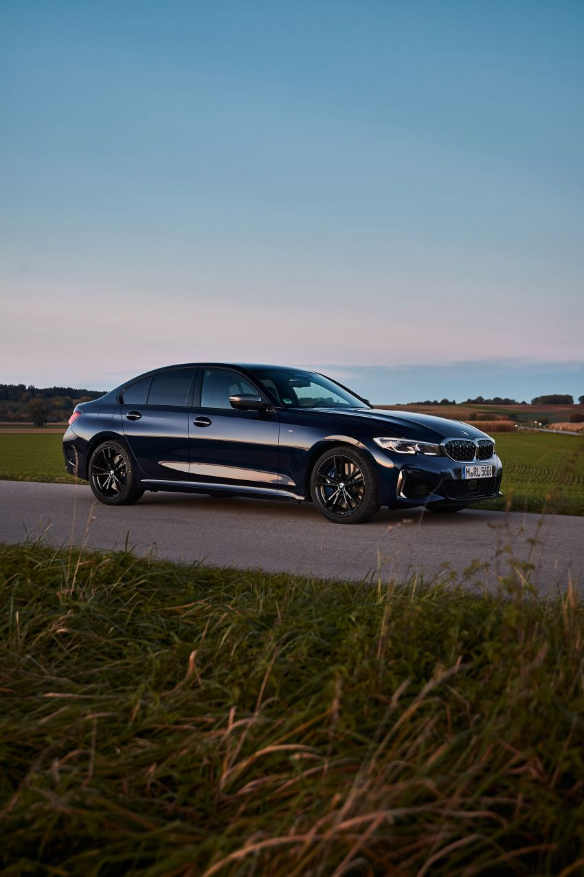GALLERY: G21 BMW M340i xDrive Touring and G20 M340i xDrive Sedan – 369 hp, 0-100 km/h from 4.4s Image #1034798