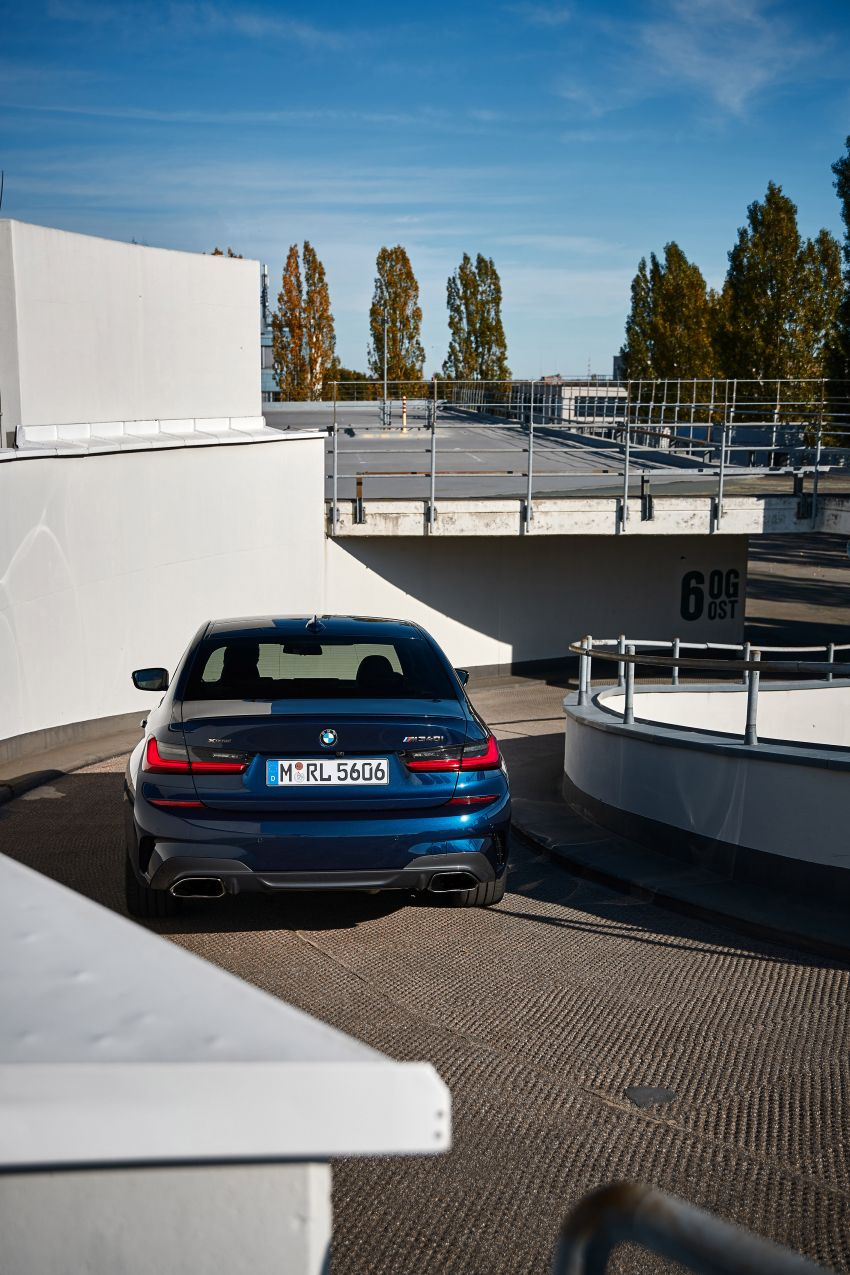 GALLERY: G21 BMW M340i xDrive Touring and G20 M340i xDrive Sedan – 369 hp, 0-100 km/h from 4.4s Image #1034803