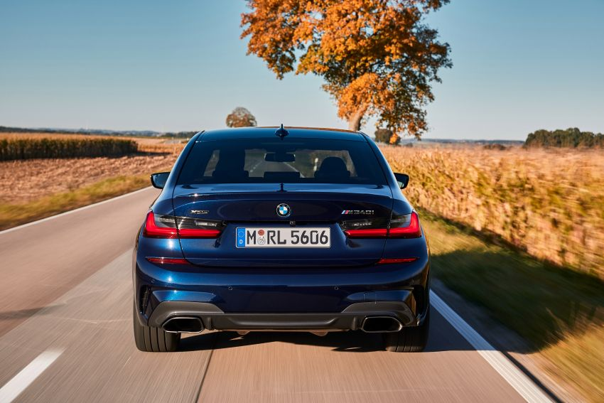 GALLERY: G21 BMW M340i xDrive Touring and G20 M340i xDrive Sedan – 369 hp, 0-100 km/h from 4.4s Image #1034758