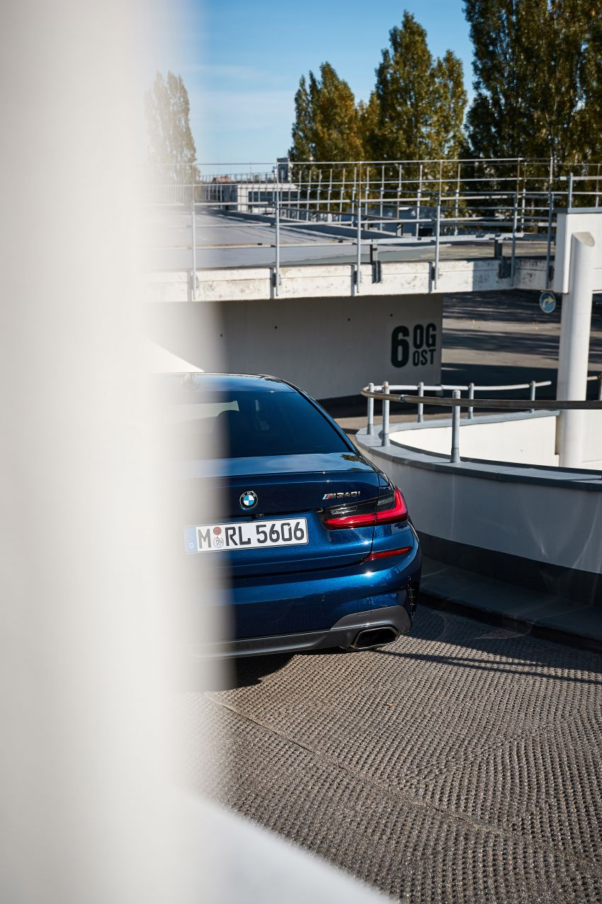 GALLERY: G21 BMW M340i xDrive Touring and G20 M340i xDrive Sedan – 369 hp, 0-100 km/h from 4.4s Image #1034804