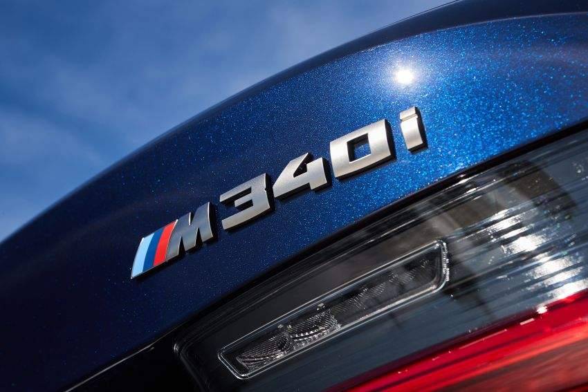 GALLERY: G21 BMW M340i xDrive Touring and G20 M340i xDrive Sedan – 369 hp, 0-100 km/h from 4.4s Image #1034814