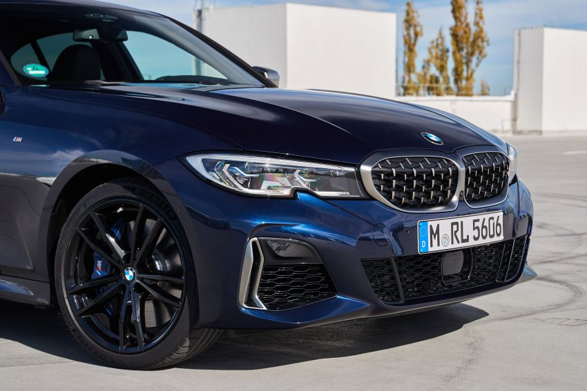 GALLERY: G21 BMW M340i xDrive Touring and G20 M340i xDrive Sedan – 369 hp, 0-100 km/h from 4.4s Image #1034816