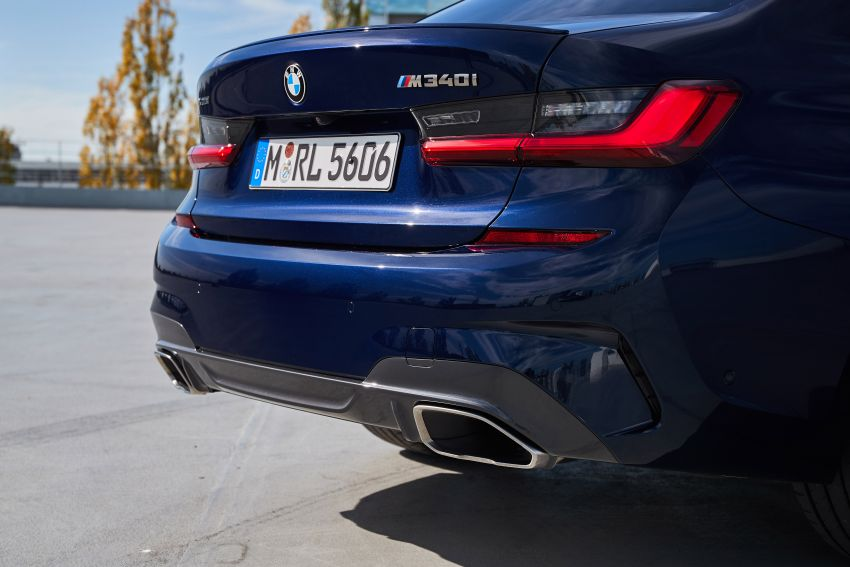 GALLERY: G21 BMW M340i xDrive Touring and G20 M340i xDrive Sedan – 369 hp, 0-100 km/h from 4.4s Image #1034817