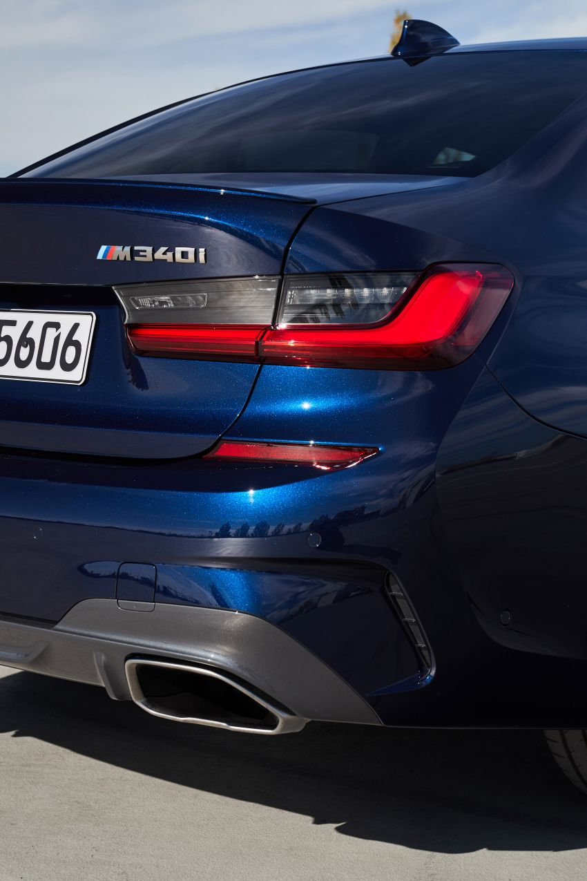 GALLERY: G21 BMW M340i xDrive Touring and G20 M340i xDrive Sedan – 369 hp, 0-100 km/h from 4.4s Image #1034823