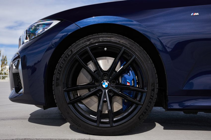 GALLERY: G21 BMW M340i xDrive Touring and G20 M340i xDrive Sedan – 369 hp, 0-100 km/h from 4.4s Image #1034824