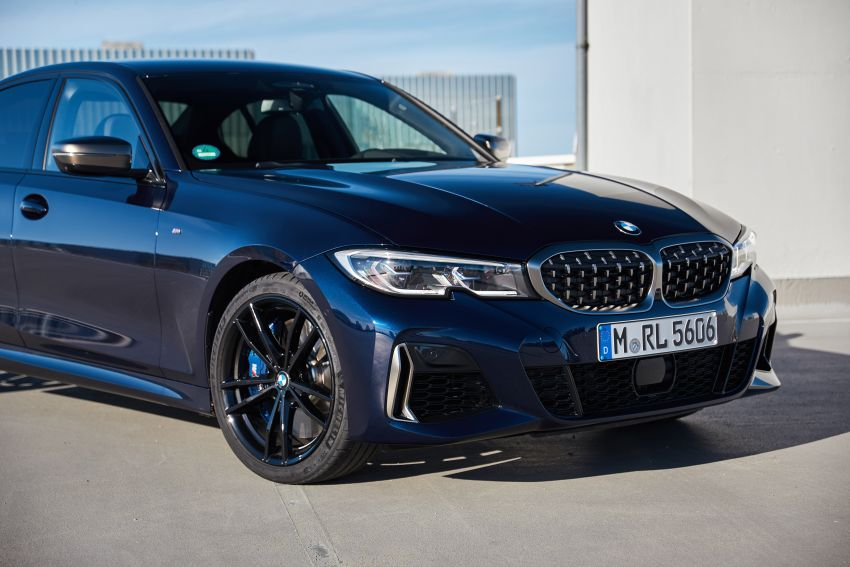 GALLERY: G21 BMW M340i xDrive Touring and G20 M340i xDrive Sedan – 369 hp, 0-100 km/h from 4.4s Image #1034825