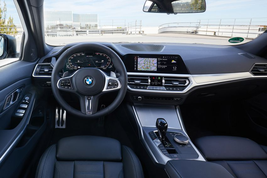 GALLERY: G21 BMW M340i xDrive Touring and G20 M340i xDrive Sedan – 369 hp, 0-100 km/h from 4.4s Image #1034827