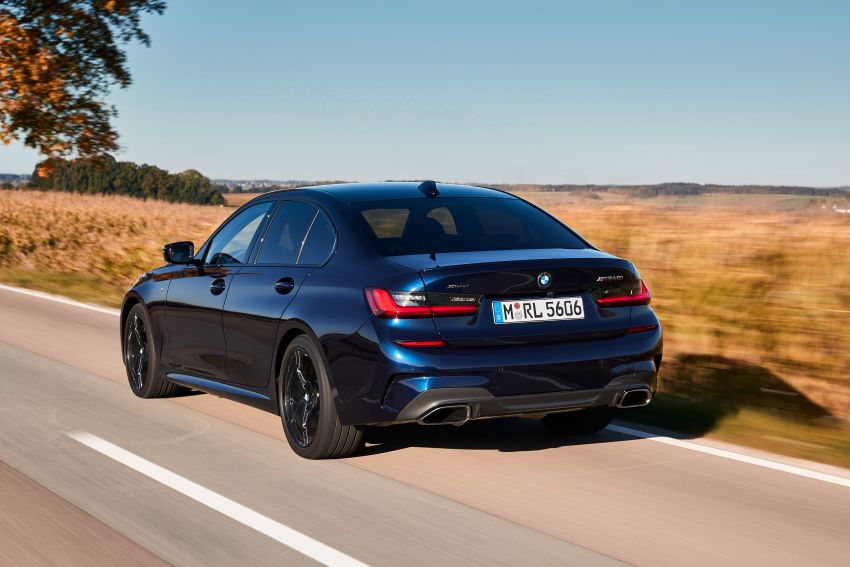 GALLERY: G21 BMW M340i xDrive Touring and G20 M340i xDrive Sedan – 369 hp, 0-100 km/h from 4.4s Image #1034761