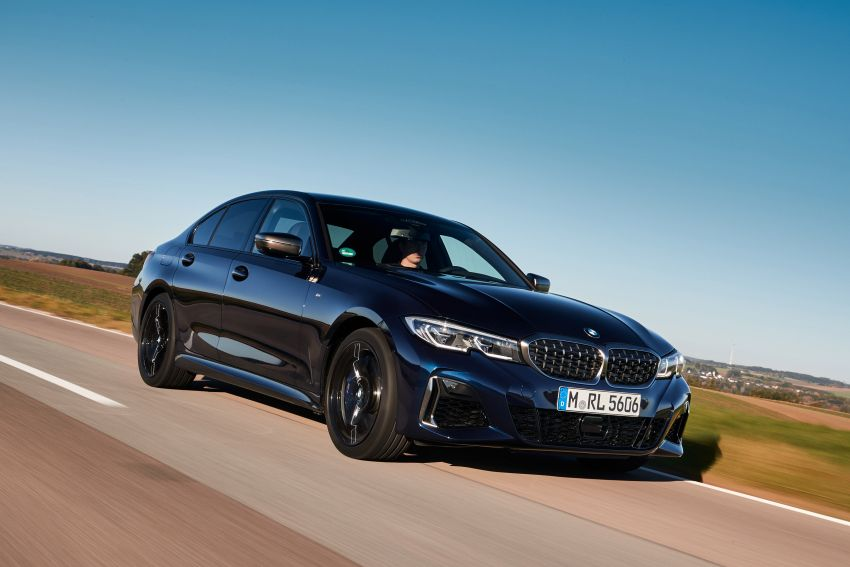 GALLERY: G21 BMW M340i xDrive Touring and G20 M340i xDrive Sedan – 369 hp, 0-100 km/h from 4.4s Image #1034762
