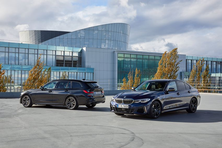 GALLERY: G21 BMW M340i xDrive Touring and G20 M340i xDrive Sedan – 369 hp, 0-100 km/h from 4.4s Image #1034880