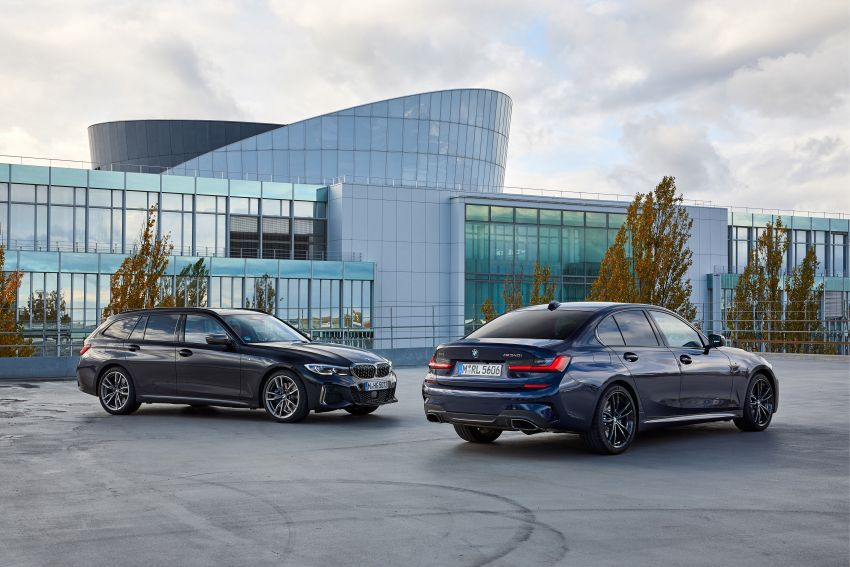 GALLERY: G21 BMW M340i xDrive Touring and G20 M340i xDrive Sedan – 369 hp, 0-100 km/h from 4.4s Image #1034881