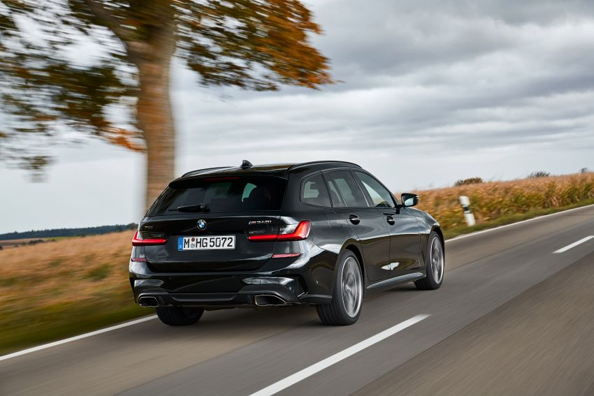 GALLERY: G21 BMW M340i xDrive Touring and G20 M340i xDrive Sedan – 369 hp, 0-100 km/h from 4.4s Image #1034842