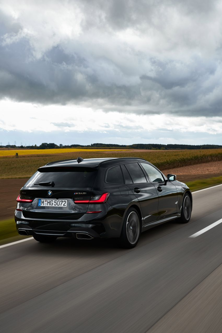GALLERY: G21 BMW M340i xDrive Touring and G20 M340i xDrive Sedan – 369 hp, 0-100 km/h from 4.4s Image #1034843