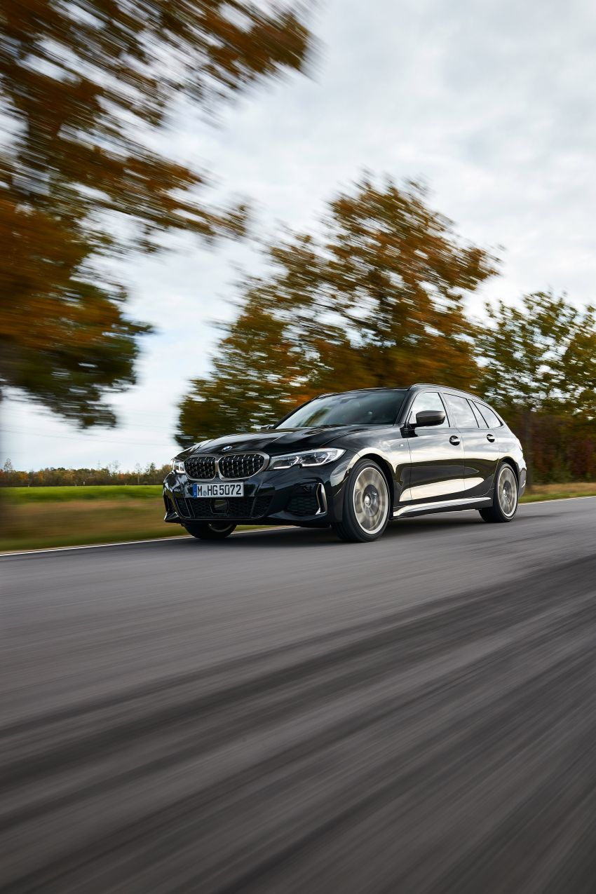 GALLERY: G21 BMW M340i xDrive Touring and G20 M340i xDrive Sedan – 369 hp, 0-100 km/h from 4.4s Image #1034846