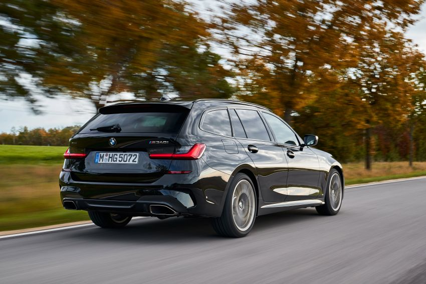 GALLERY: G21 BMW M340i xDrive Touring and G20 M340i xDrive Sedan – 369 hp, 0-100 km/h from 4.4s Image #1034847
