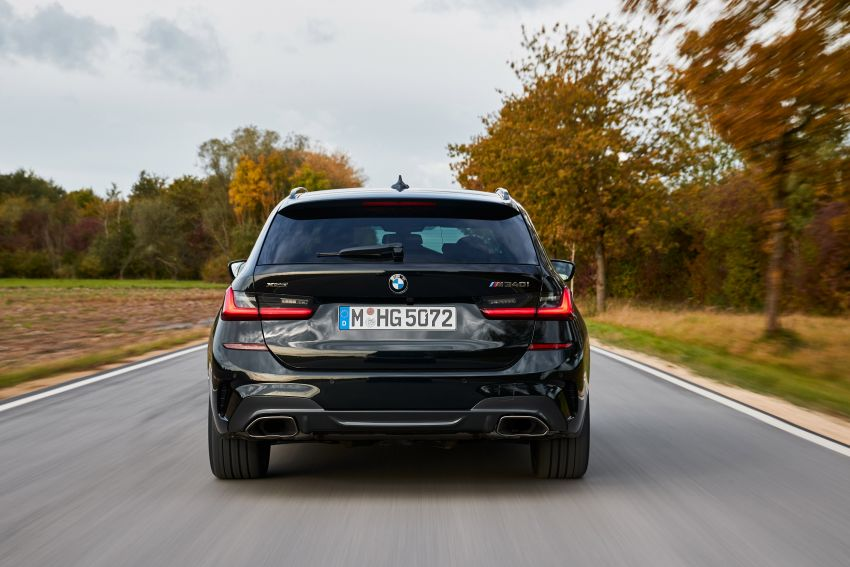 GALLERY: G21 BMW M340i xDrive Touring and G20 M340i xDrive Sedan – 369 hp, 0-100 km/h from 4.4s Image #1034849