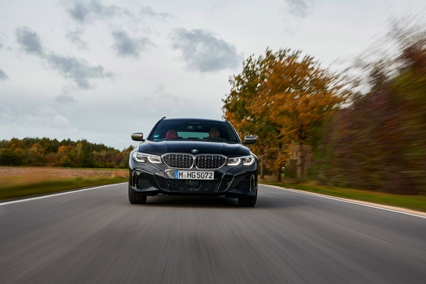 GALLERY: G21 BMW M340i xDrive Touring and G20 M340i xDrive Sedan – 369 hp, 0-100 km/h from 4.4s Image #1034850