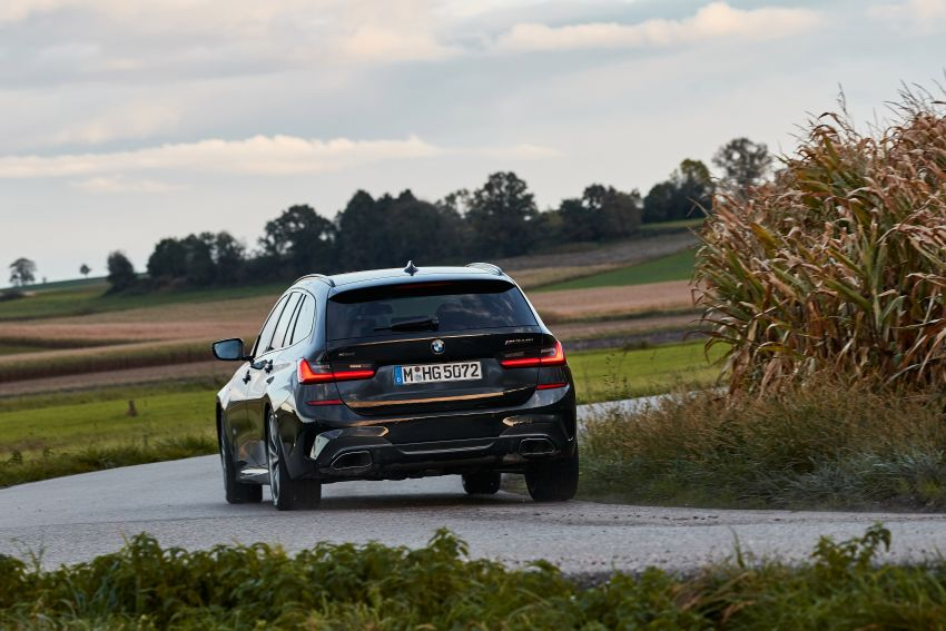 GALLERY: G21 BMW M340i xDrive Touring and G20 M340i xDrive Sedan – 369 hp, 0-100 km/h from 4.4s Image #1034851