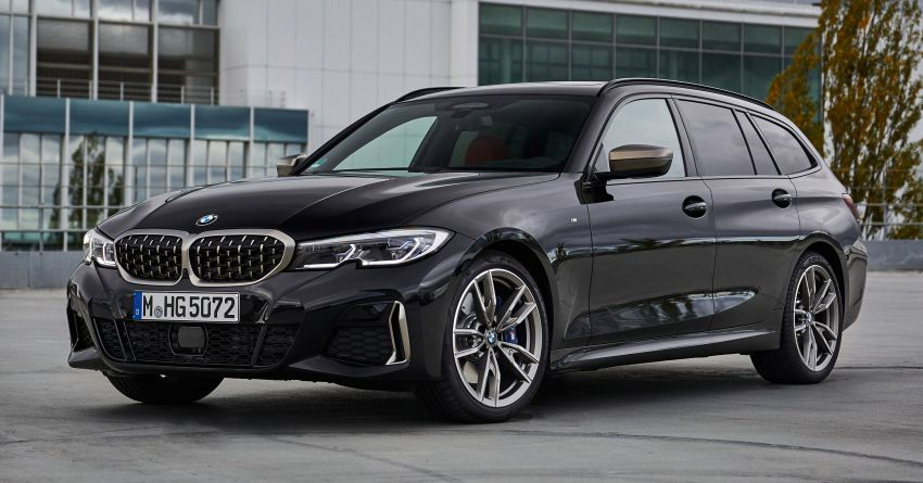 GALLERY: G21 BMW M340i xDrive Touring and G20 M340i xDrive Sedan – 369 hp, 0-100 km/h from 4.4s Image #1034854
