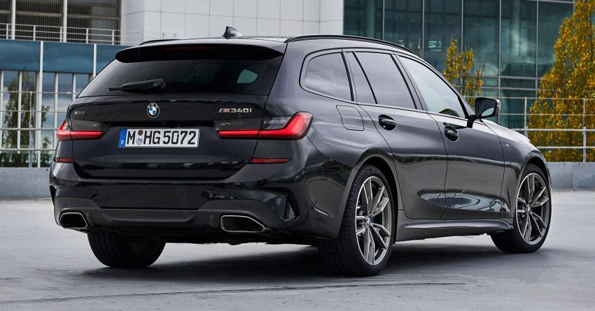 GALLERY: G21 BMW M340i xDrive Touring and G20 M340i xDrive Sedan – 369 hp, 0-100 km/h from 4.4s Image #1034855