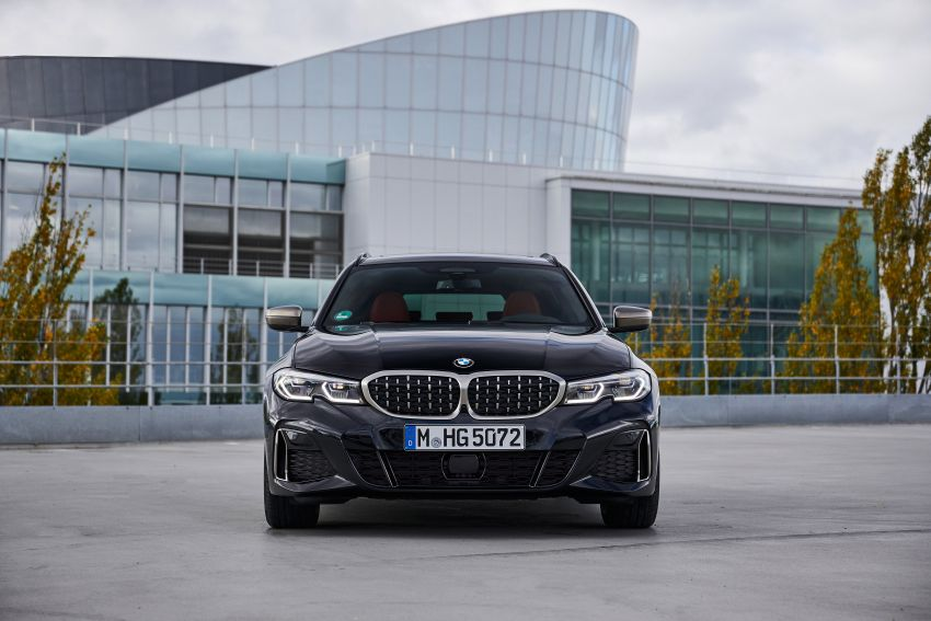 GALLERY: G21 BMW M340i xDrive Touring and G20 M340i xDrive Sedan – 369 hp, 0-100 km/h from 4.4s Image #1034856