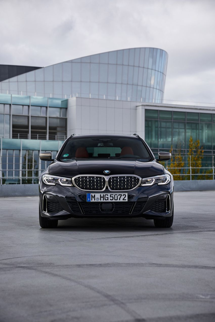 GALLERY: G21 BMW M340i xDrive Touring and G20 M340i xDrive Sedan – 369 hp, 0-100 km/h from 4.4s Image #1034857