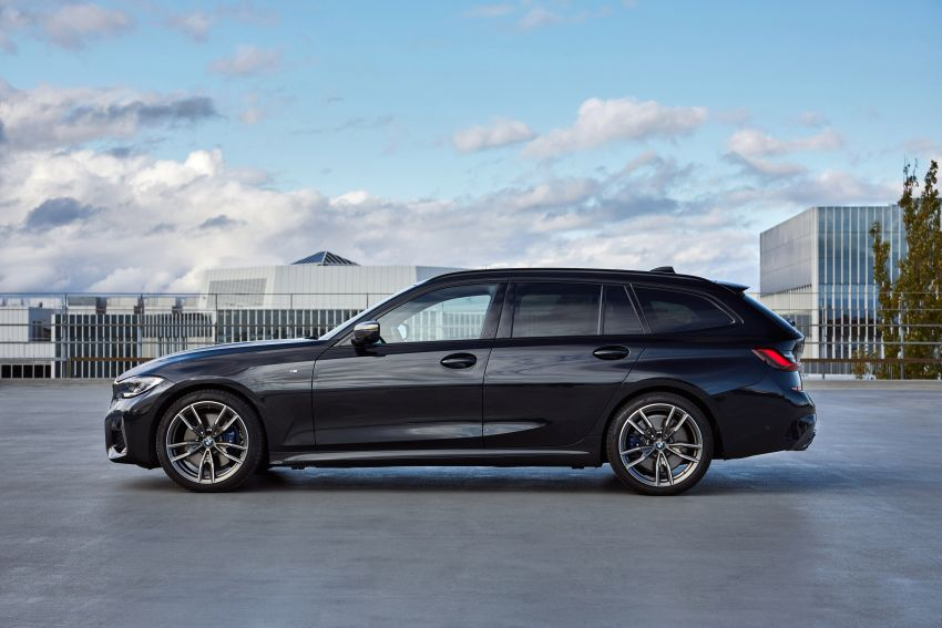 GALLERY: G21 BMW M340i xDrive Touring and G20 M340i xDrive Sedan – 369 hp, 0-100 km/h from 4.4s Image #1034860
