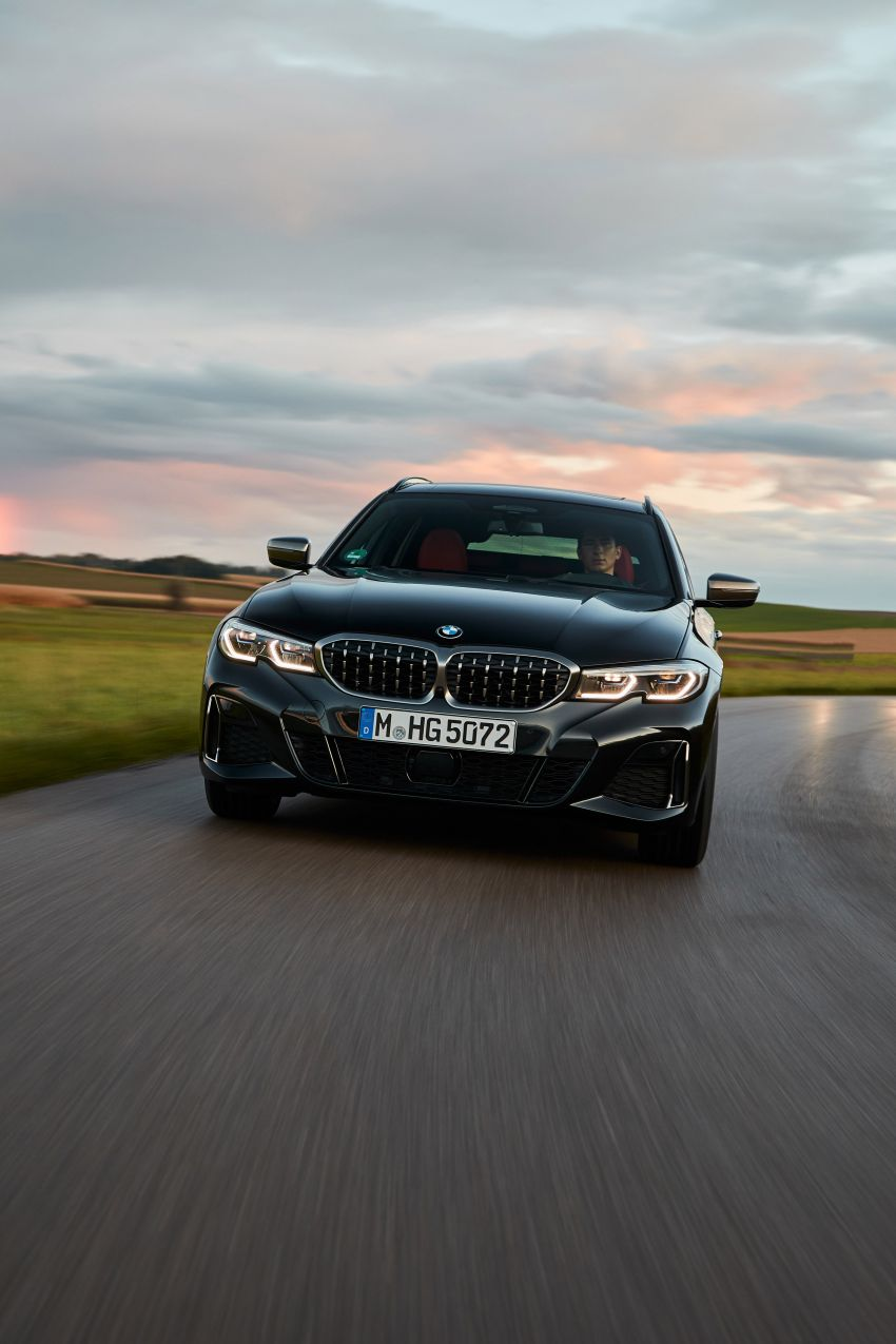 GALLERY: G21 BMW M340i xDrive Touring and G20 M340i xDrive Sedan – 369 hp, 0-100 km/h from 4.4s Image #1034834