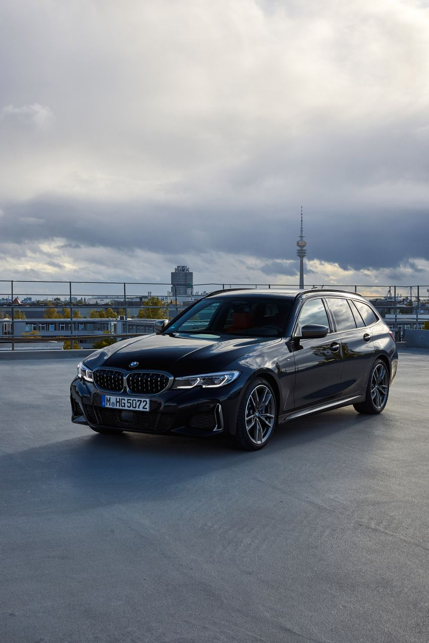 GALLERY: G21 BMW M340i xDrive Touring and G20 M340i xDrive Sedan – 369 hp, 0-100 km/h from 4.4s Image #1034861