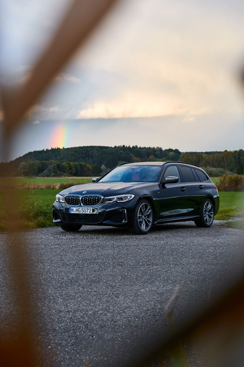 GALLERY: G21 BMW M340i xDrive Touring and G20 M340i xDrive Sedan – 369 hp, 0-100 km/h from 4.4s Image #1034863