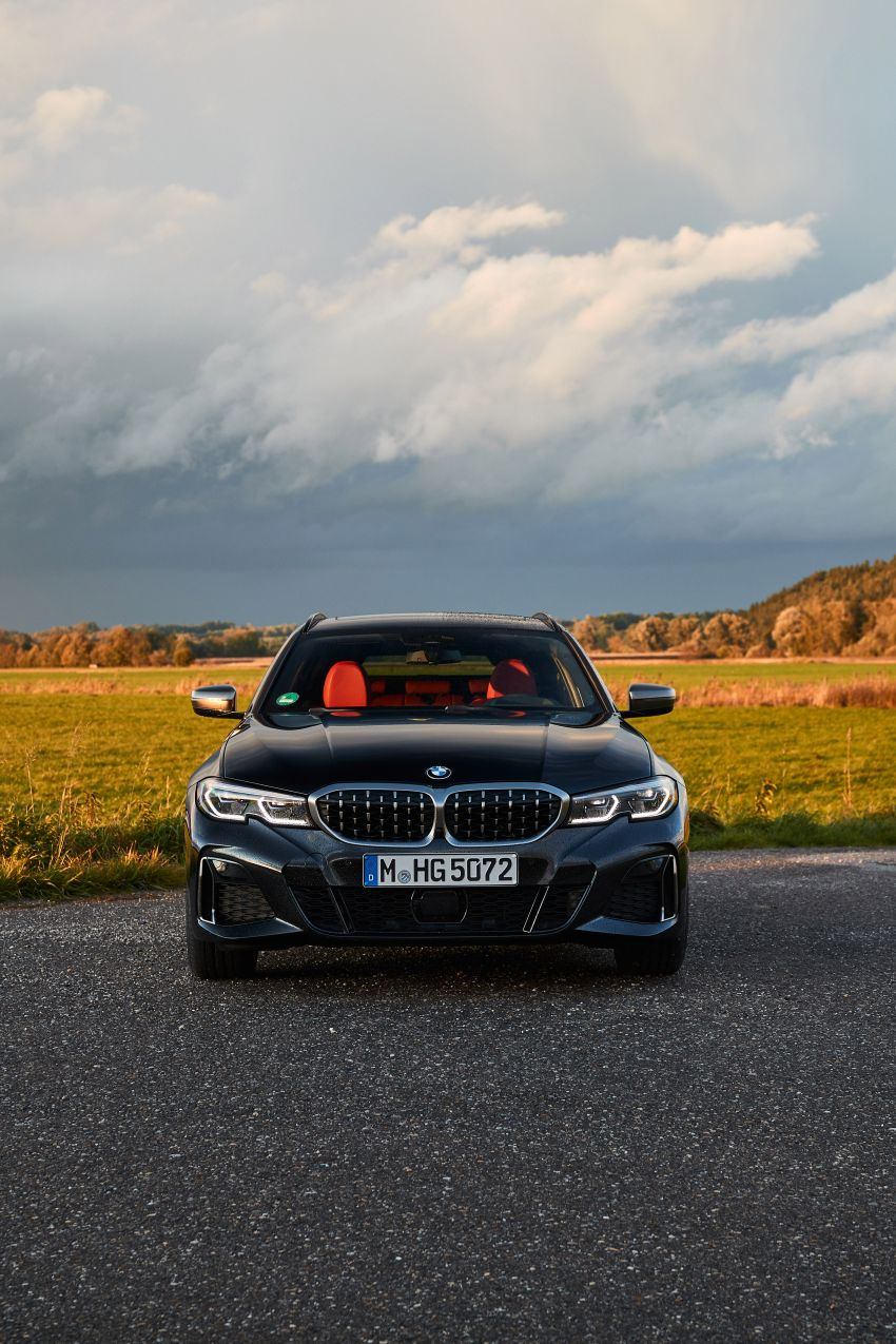 GALLERY: G21 BMW M340i xDrive Touring and G20 M340i xDrive Sedan – 369 hp, 0-100 km/h from 4.4s Image #1034865
