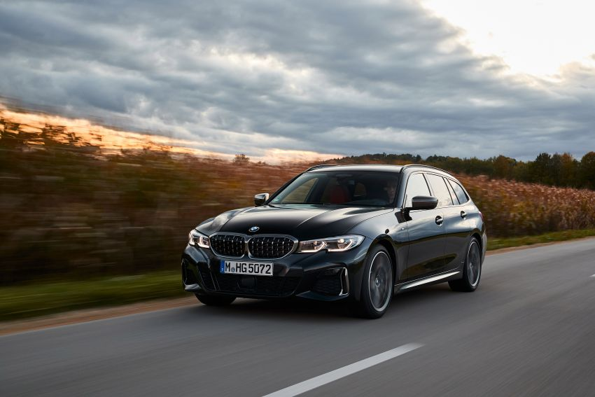 GALLERY: G21 BMW M340i xDrive Touring and G20 M340i xDrive Sedan – 369 hp, 0-100 km/h from 4.4s Image #1034835