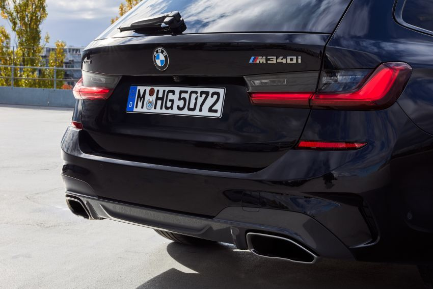 GALLERY: G21 BMW M340i xDrive Touring and G20 M340i xDrive Sedan – 369 hp, 0-100 km/h from 4.4s Image #1034872