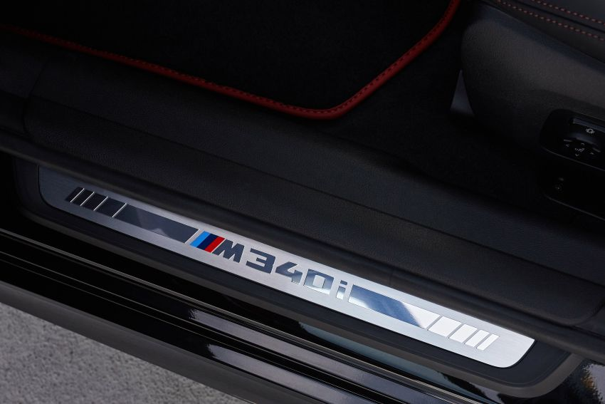 GALLERY: G21 BMW M340i xDrive Touring and G20 M340i xDrive Sedan – 369 hp, 0-100 km/h from 4.4s Image #1034873