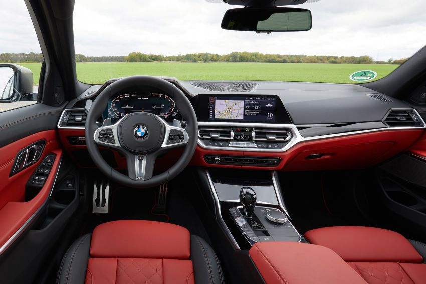 GALLERY: G21 BMW M340i xDrive Touring and G20 M340i xDrive Sedan – 369 hp, 0-100 km/h from 4.4s Image #1034874